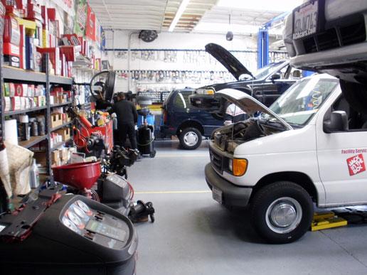 Auto Repair Shop Fremont Ca, Newark, Union City, Milpitas - Auto Parts Shop